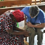 Praying for God's Provision for the People in Congo