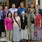 FHL Staff with a Medical Mission Team from Christ Presbyterian Church of Edina